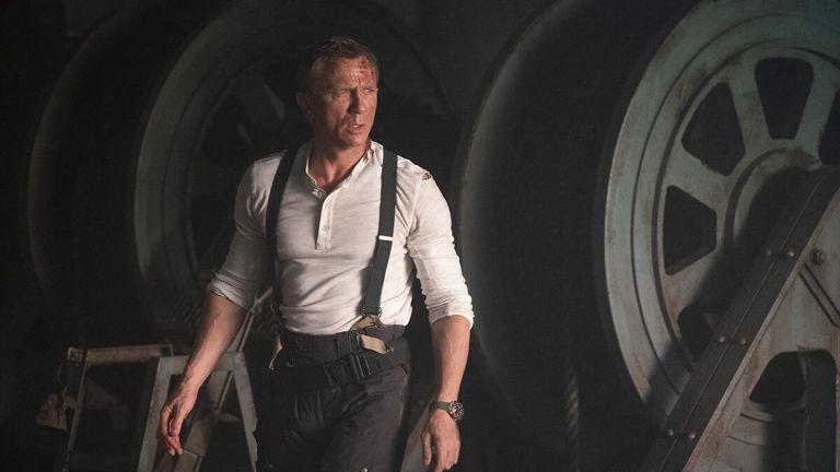 Daniel Craig in No Time to Die Ending