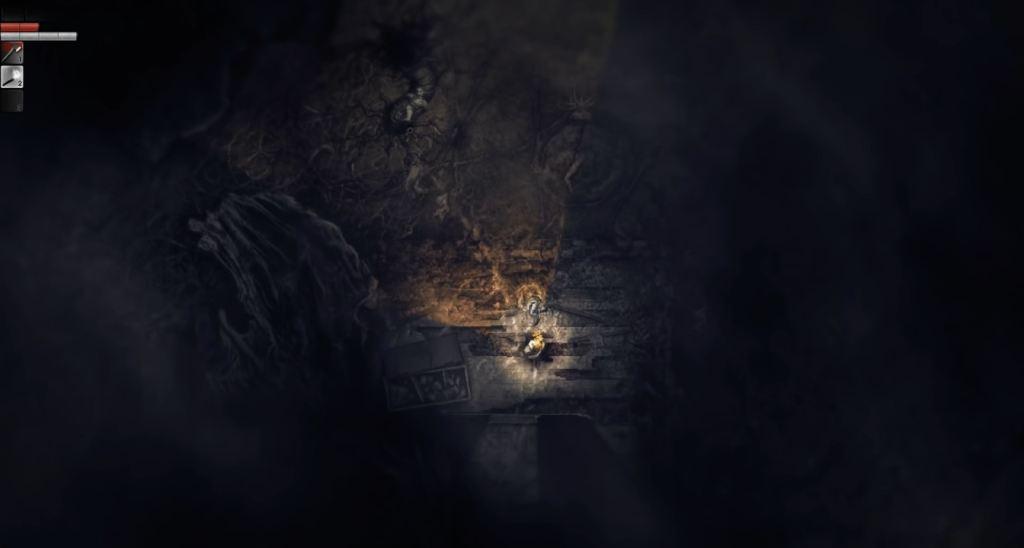 Darkwood horror game