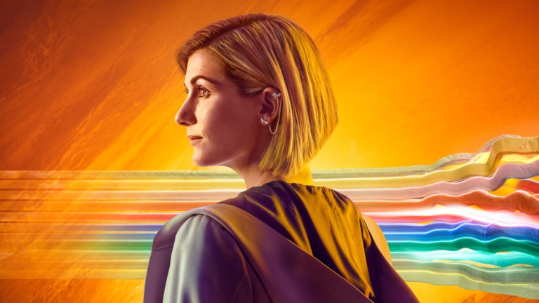 Doctor Who Flux BBC artwork no text cropped