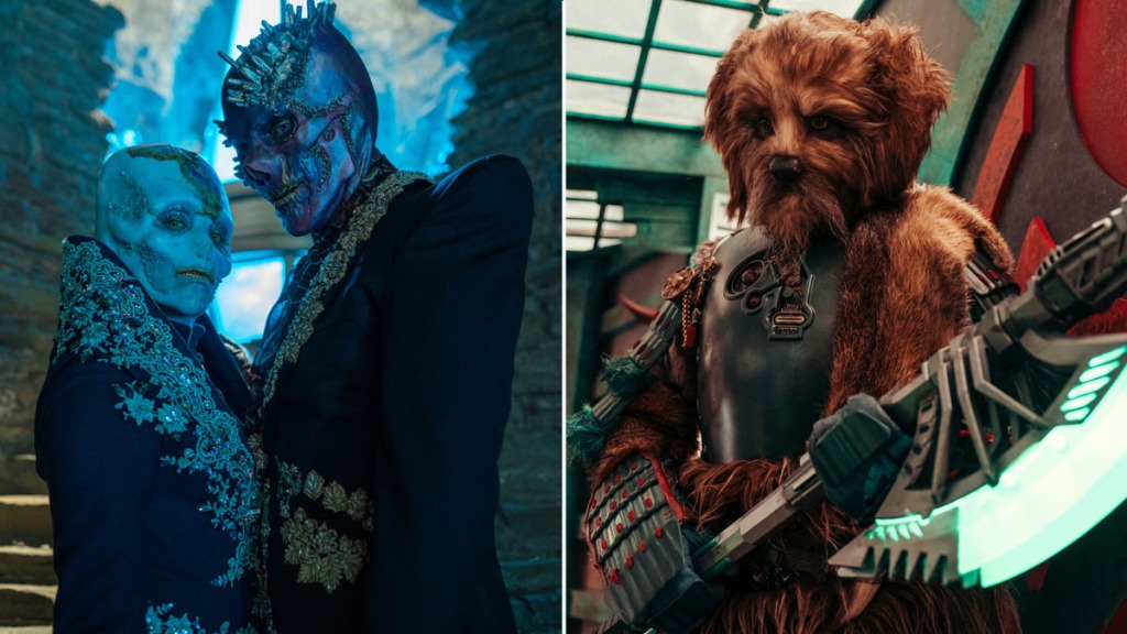 Doctor Who: Flux sees the Doctor's 'psychologically terrifying' monster