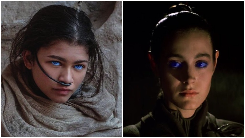 Dune (2021) vs.  Dune (1984): What are the differences?