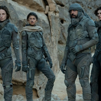 The Cast of Dune