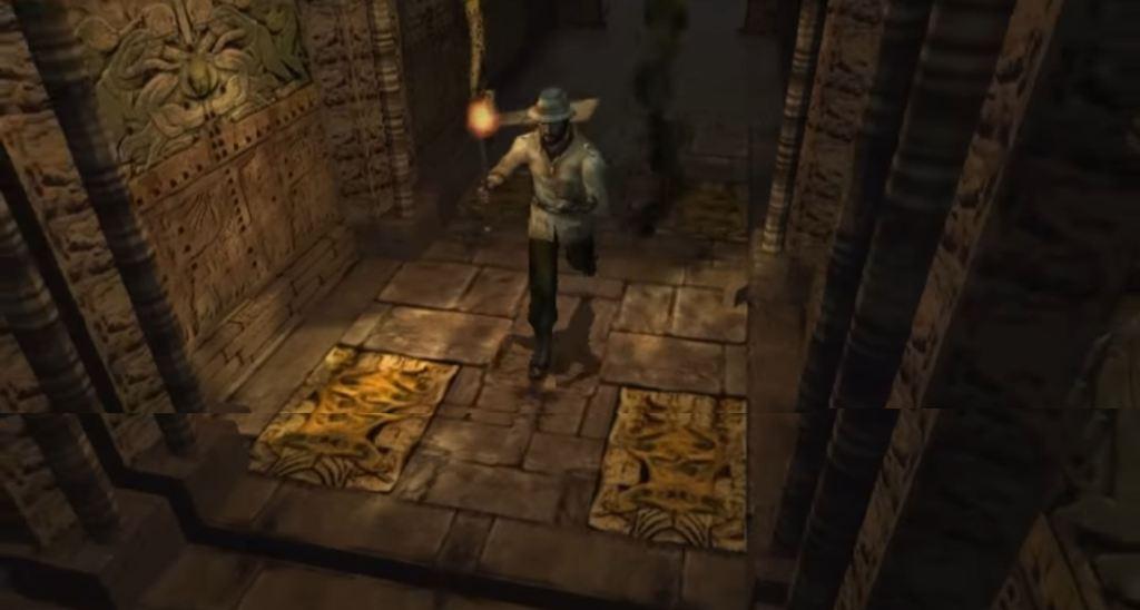 Eternal Darkness: Sanity's Requiem horror game