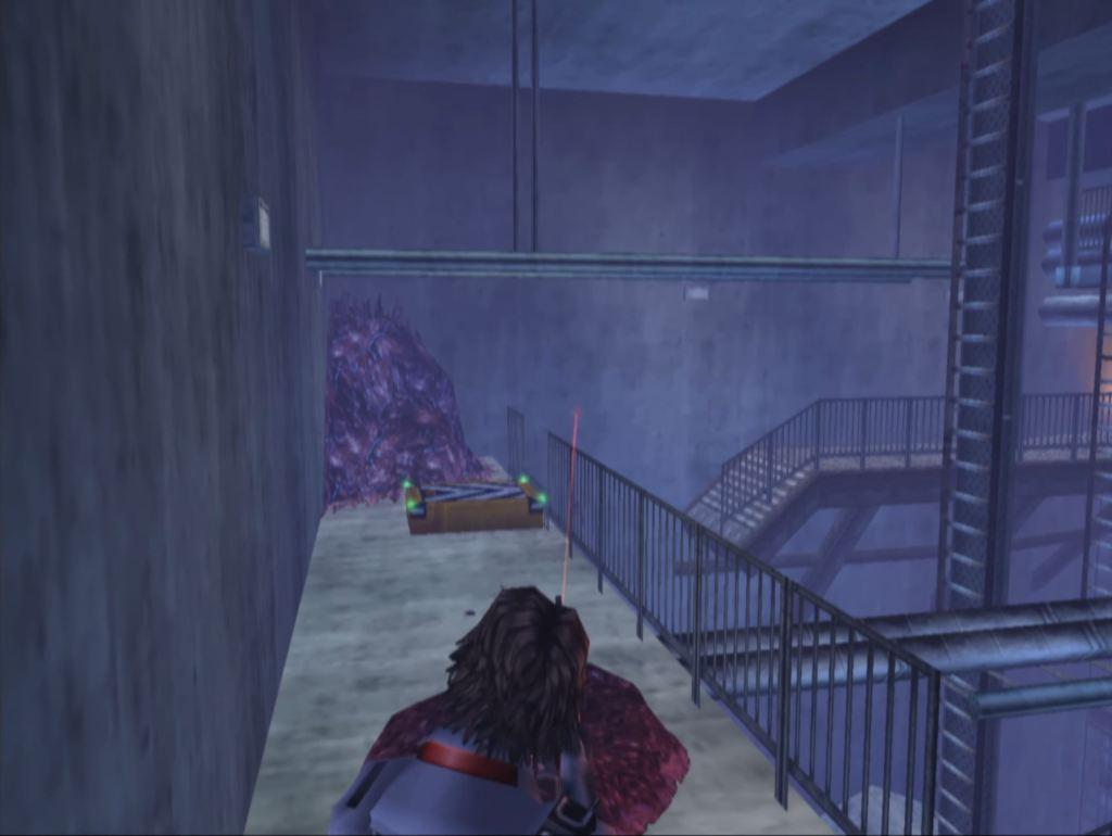 Extermination horror game