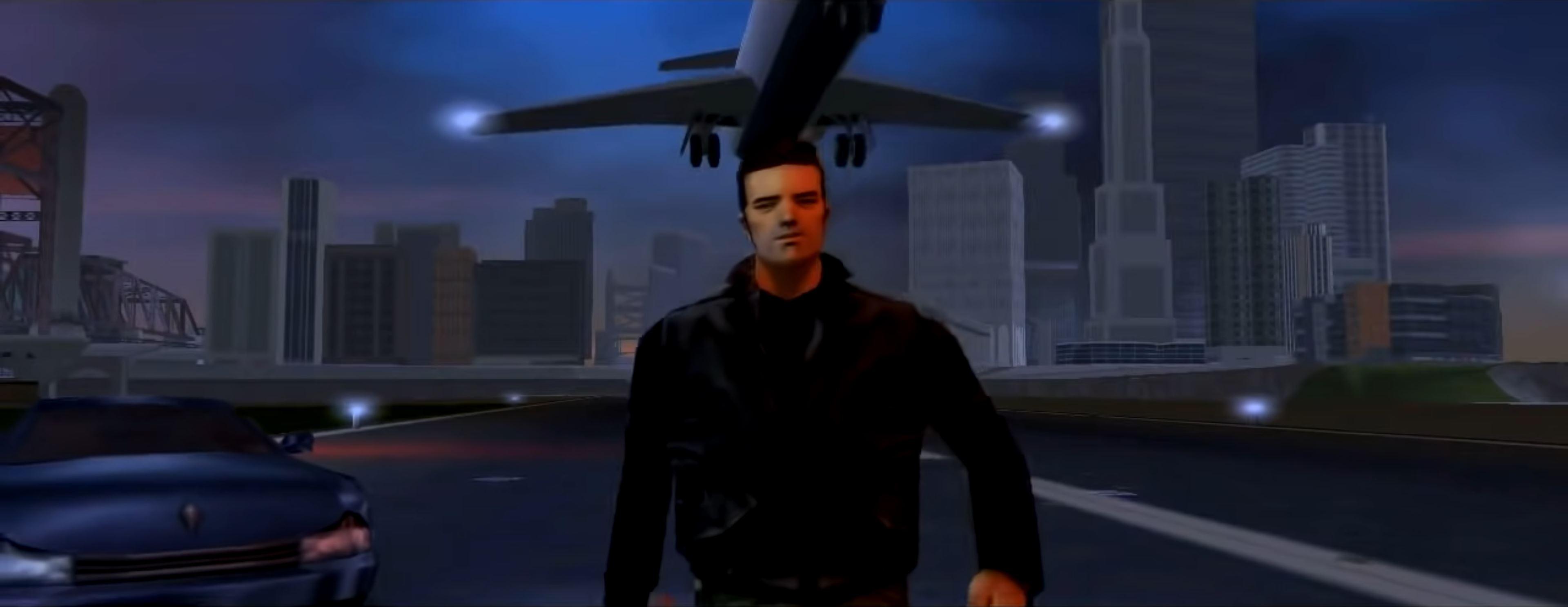 GTA 3 SciFi Thrill