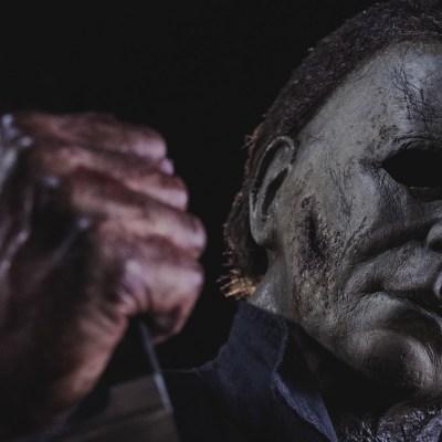 The Shape in Halloween Kills