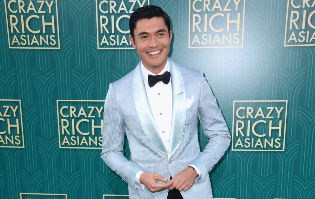 Henry Golding at Crazy Rich Asians Premiere