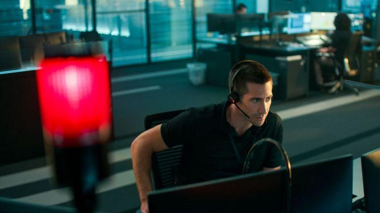 Jake Gyllenhaal in The Guilty ending