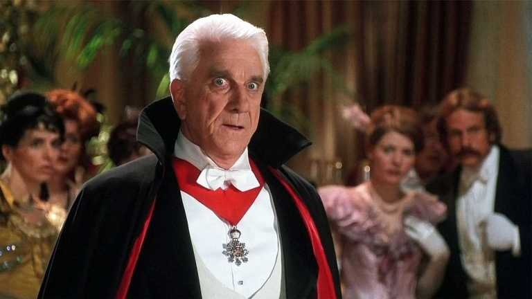 Leslie Nielsen's Dracula