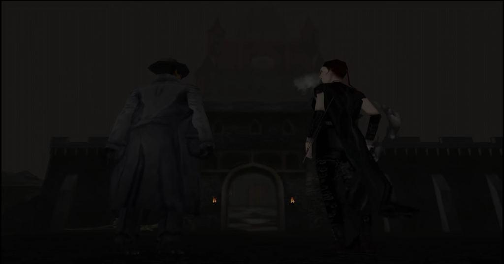 Nocturne horror game