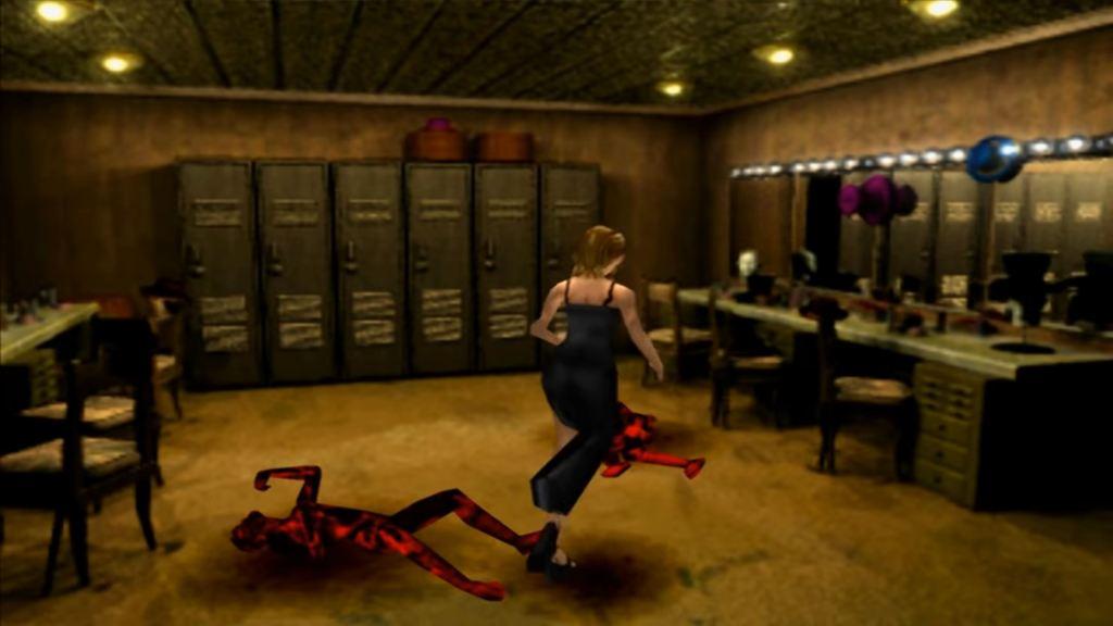 Parasite Eve horror game