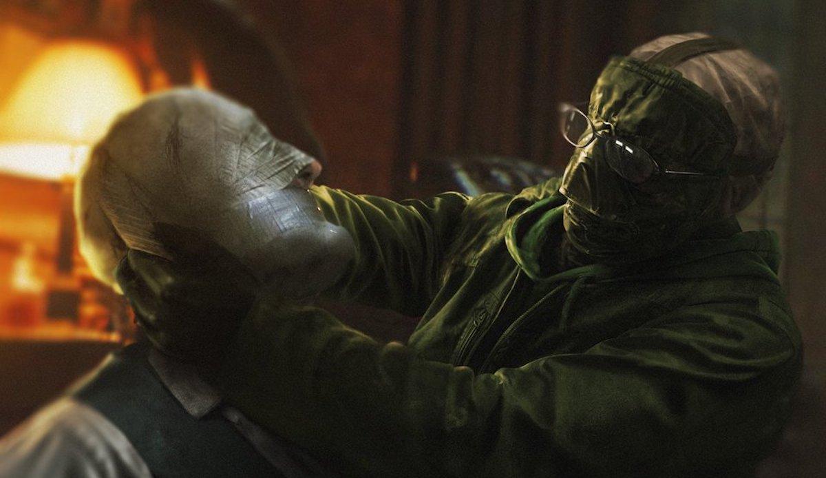 Paul Dano Riddler looks like Hush in The Batman trailer SciFi Thrill