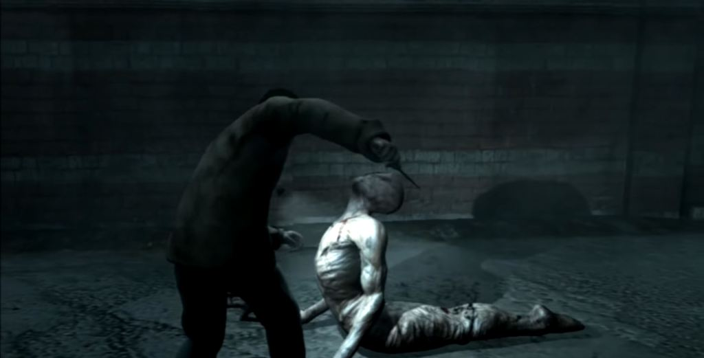 Silent Hill: Homecoming horror games