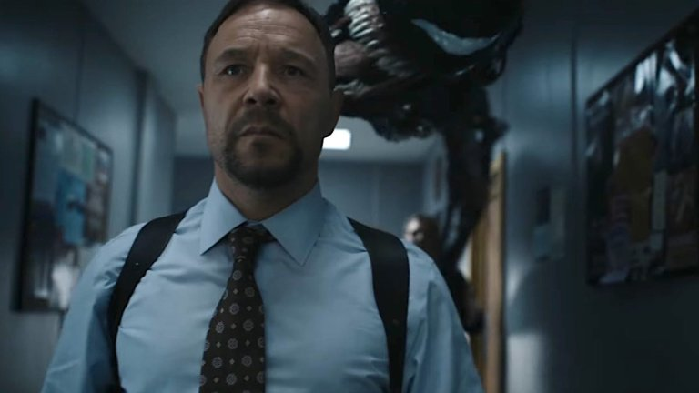 Stephen Graham as Mulligan in Venom Let There Be Carnage