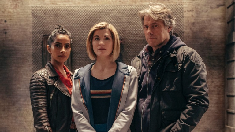 TV New Releases Doctor Who Series 13