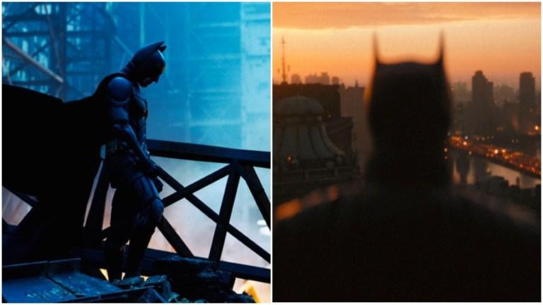 The Dark Knight and The Batman