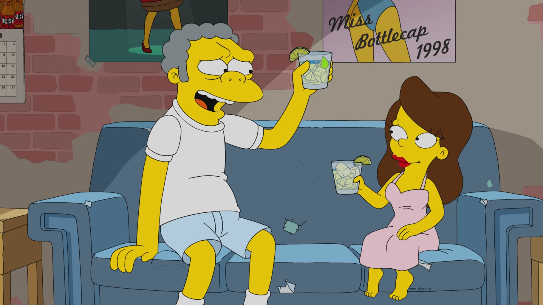 The Simpsons: 33×4