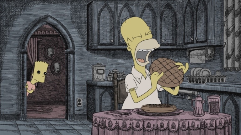 The Simpsons Season 33 Treehouse of Horror XXXII