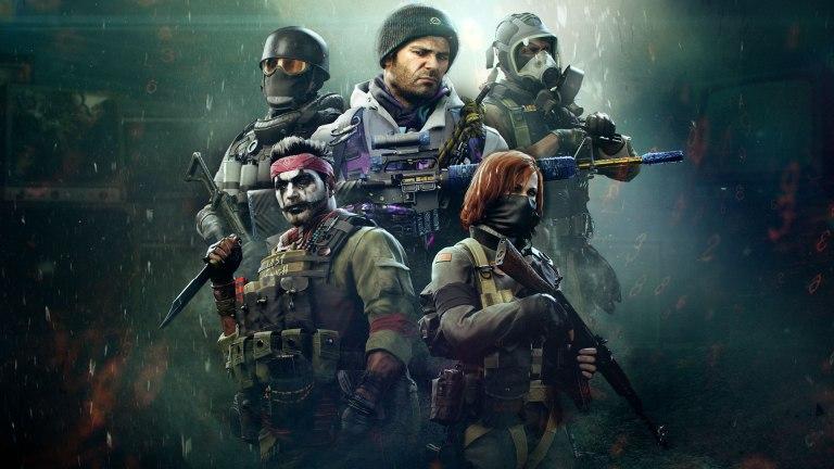 Call of Duty Warzone Season 6 Weapons