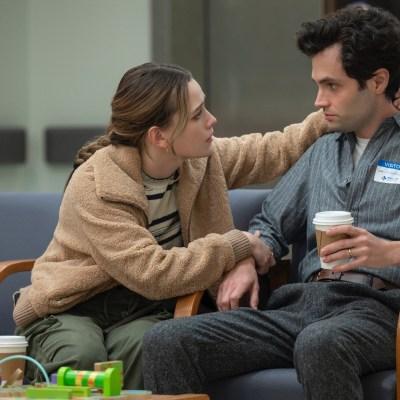 Love and Joe in You season 3