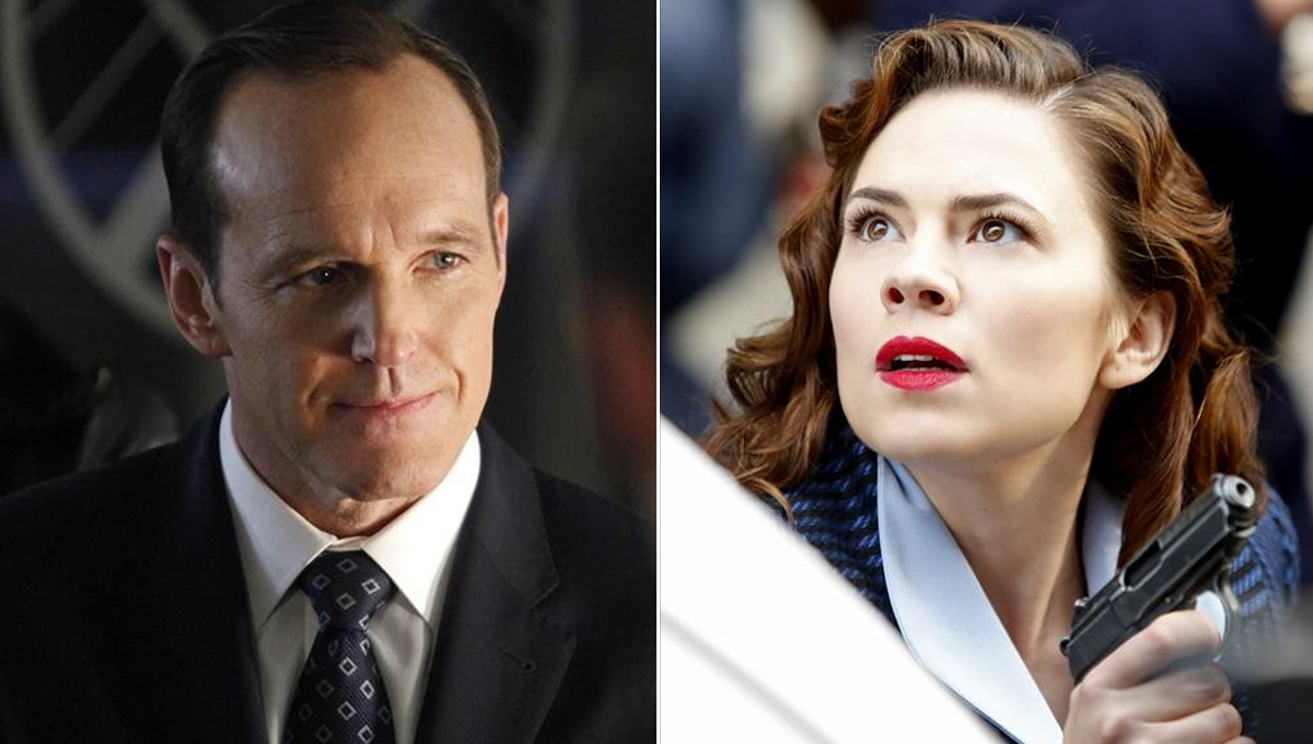 agents of shield coulson agent carter peggy abc SciFi Thrill