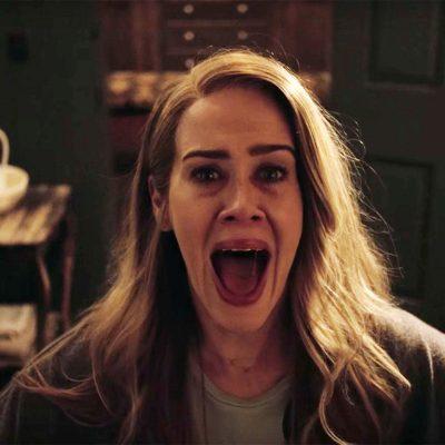 Sarah Paulson in American Horror Story Roanoke