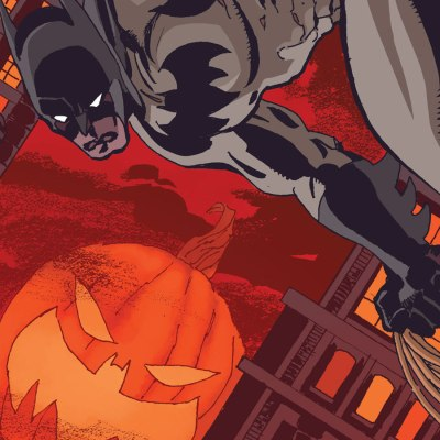 Batman: The Long Halloween Special (art by Tim Sale)