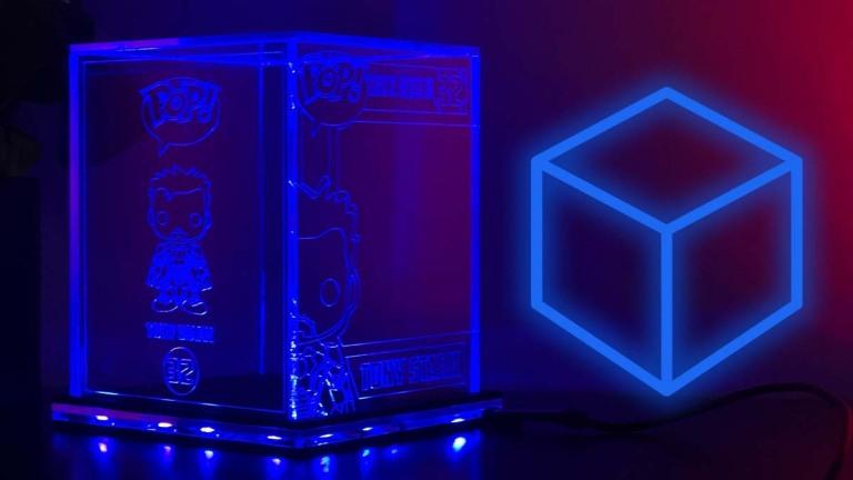 Funko Pop display case