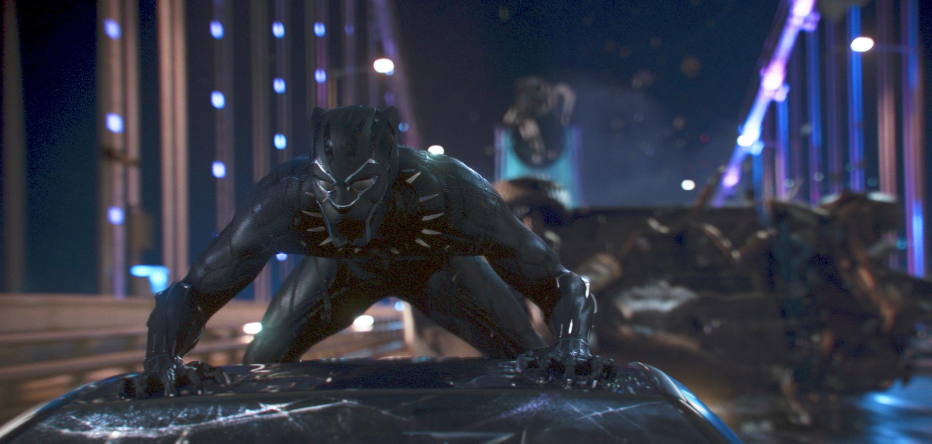 mcu black panther korea SciFi Thrill