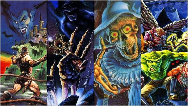 best NES Horror Games