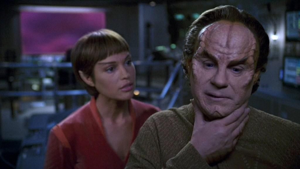 """Star Trek: Enterprise episode """"Doctor's Orders"""""""