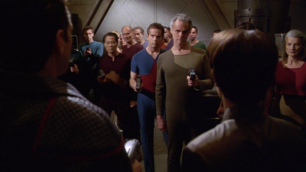 Oasis episode of Star Trek: Enterprise
