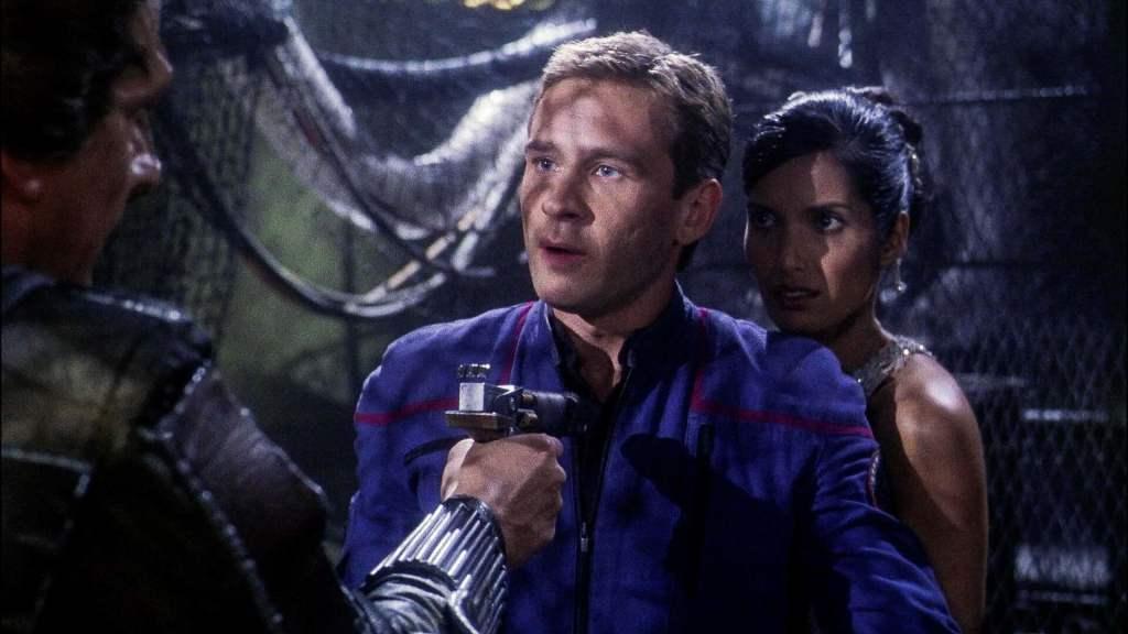 """Star Trek: Enterprise episode """"Precious Cargo"""""""