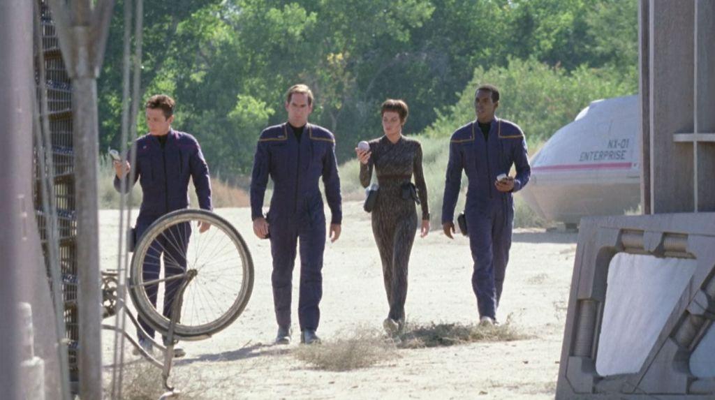 Star Trek: Enterprise episode Terra Nova