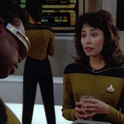 Sonya Gomez in Star Trek: The Next Generation