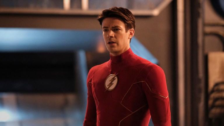 The Flash Season 8 Set Photos