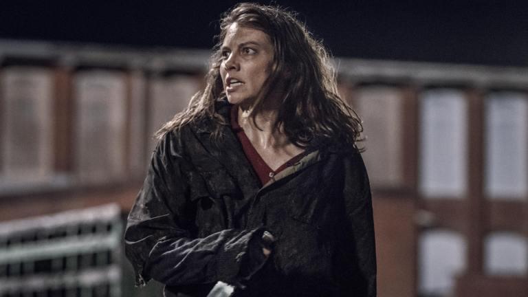 The Walking Dead Season 11 Maggie
