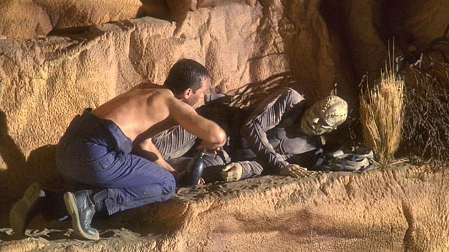"Star Trek: Enterprise episode ""Dawn"""