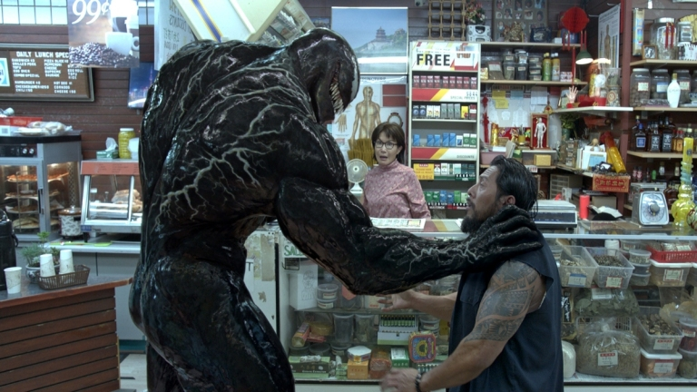 Venom lethally protecting